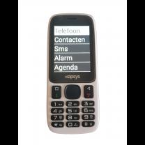 Minivision sprekende GSM