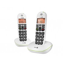 Doro DECT 100w Duo wit