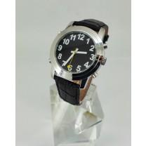 Engelssprekend horloge zwart LOW VISION DESIGN