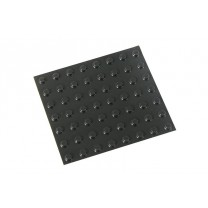 Bumpons zwart medium
