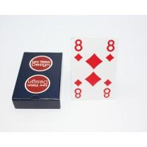 LOW VISION DESIGN speelkaarten per 2 sets